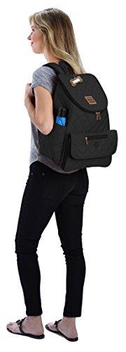 Overland Dog Gear Gear Weekender Backpack (Black)