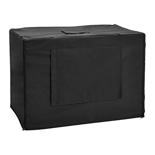 AmazonBasics Dog Metal Crate Cover, 48-Inch