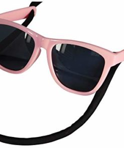 G014 Dog Pet 80s Sunglasses Goggles for Small Dogs up to 15lbs (Pink, Small Size)