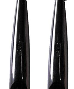 Acme Dog Whistle 210.5 Black (2 Pack)