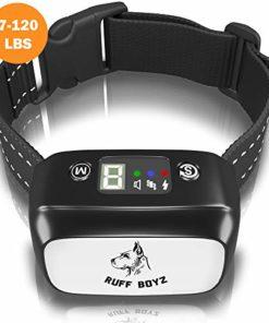 Ruff Boyz Anti-Barking Collar for Small Medium and Large Dogs