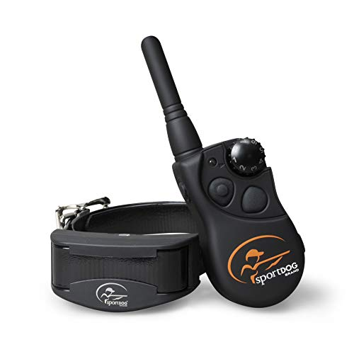 SportDOG Brand YardTrainer Family Remote Trainers – Rechargeable, Waterproof Dog Training Collars with Static, Vibrate, and Tone, 100 Yard Range – YT-100