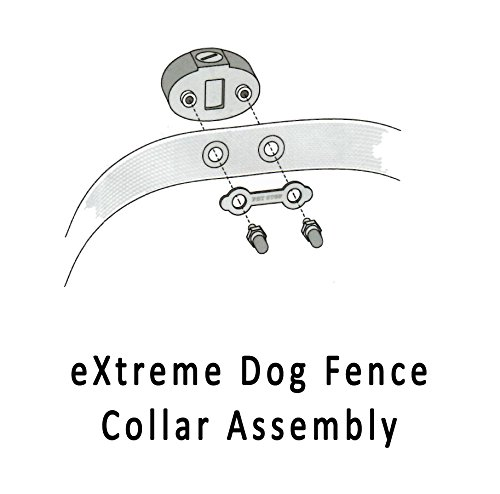 Underground Electric Dog Fence Premium – Standard Dog Fence System for Easy Setup and Superior Longevity and Continued Reliable Pet Safety – 1 Dog | 500 Feet Standard Dog Fence Wire