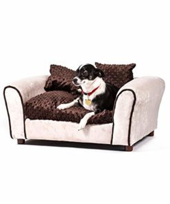 Keet Westerhill Pet Sofa Bed, Khaki, Medium