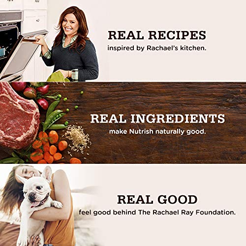 Rachael Ray Nutrish Soup Bones Longer Lasting Dog Treats, Chicken & Veggies Flavor, 11 Bones