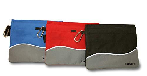 PetSafe Treat Pouch Sport- Durable, Convenient Dog Training Accessory, Standard, Black