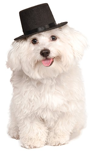 Rubie's Top Hat for Your Pet, Medium/Large