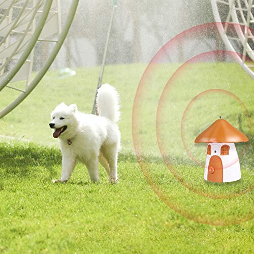 Quenta Anti Barking Device, Bark Box Dog Barking Control Devices, Ultrasonic Sonic Dog Repellent Anti Bark Deterrents Devices, Bark Control Device, Birdhouse Barking Deterrent, Dog Repellent