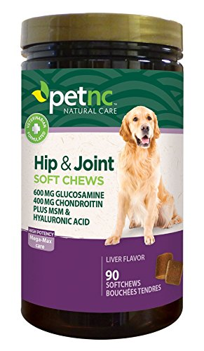 PetNC Natural Care Hip & Joint Mega Soft Chews