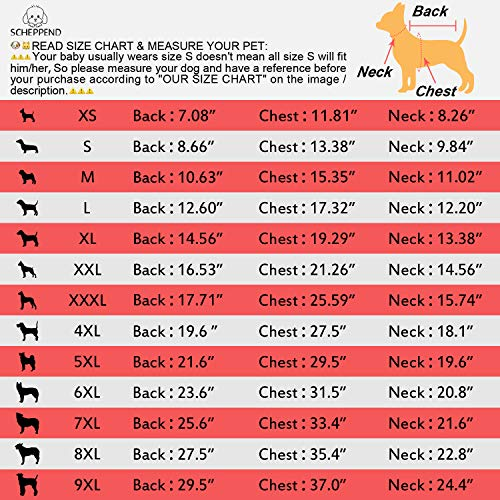 Scheppend Original Adidog Pet Clothes for Dog Cat Puppy Hoodies Coat Doggie Winter Sweatshirt Warm Sweater Dog Outfits, Black Large