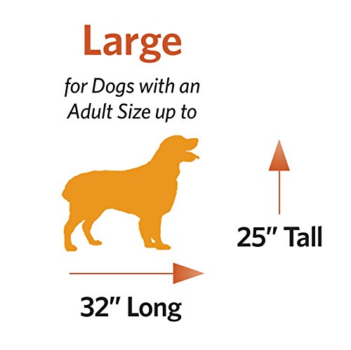 Life Stages LS-1642 Single Door Folding Crate for Large Dogs(71 – 90lbs)