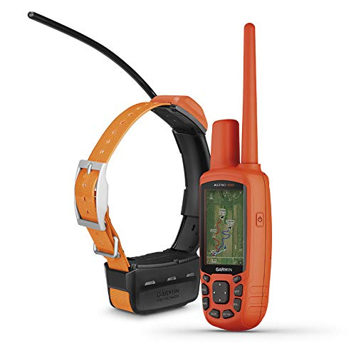Garmin Astro 900 Dog Tracking Bundle, GPS Sporting Dog Tracking for Up to 20 Dogs, Includes Handheld and Dog Device