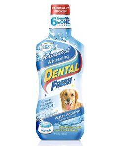 Dental Fresh Advanced Whitening Formula Dog Water Additive 17 oz. (369048)