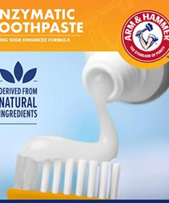 Arm & Hammer for Pets Dog Dental Care Fresh Breath Kit for Dogs | Includes Arm & Hammer Baking Soda Dog Toothpaste and Dog Toothbrush | Dog Plaque Removal Kit